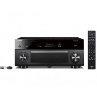Yamaha 9.2ch, Dolby Atmos®, DTS:X™, 4K/60p, HDR, MusicCast, HDMI® (7 in / 3 out)