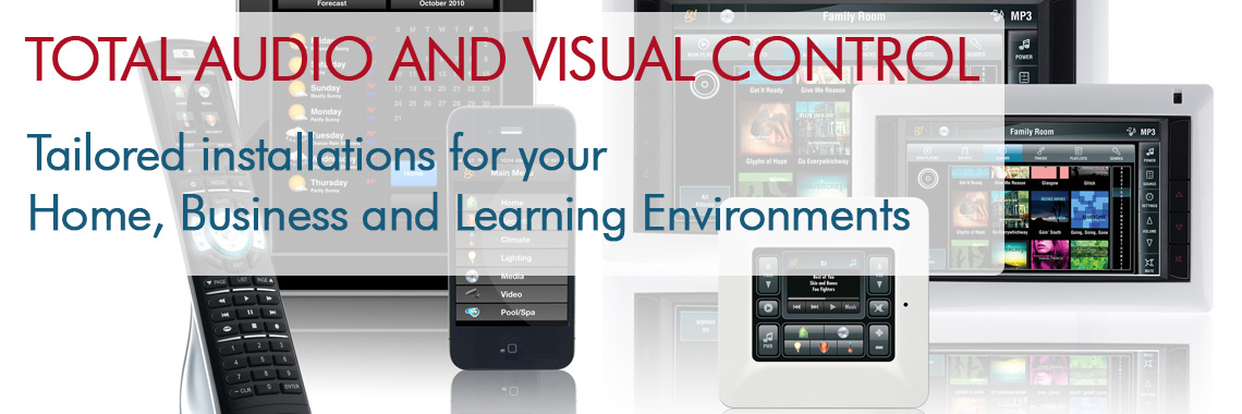 Welcome to Total AV Control