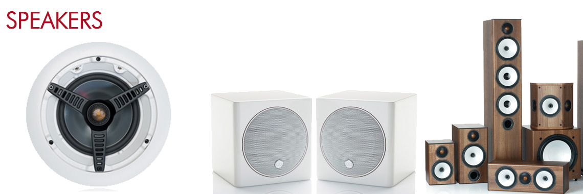 Speaker selection for Surround Sound and Hifi