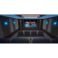 Home Cinema package with screen