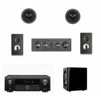 Surround Sound Cinema Speaker Package