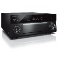 Yamaha 9.2ch, Dolby Atmos®, DTS:X™, 4K/60p, HDR, MusicCast, XLR inputs, HDMI® (7 in / 3 out)