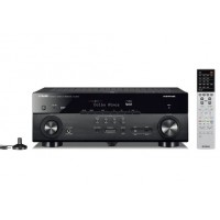 Yamaha 7.2ch, Dolby Atmos®, DTS:X™, 4K/60p, HDR, MusicCast, HDMI® (4 in / 1 out)