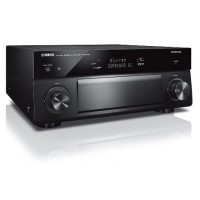Yamaha 7.2ch, Dolby Atmos®, DTS:X™, 4K/60p, HDR, MusicCast, HDMI® (7 in / 3 out)