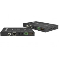 WyreStorm 4K UHD HDCP2.2 HDBaseT Extender Set with PoH, IR and RS-232 (4K: 70m | 1080p: 100m